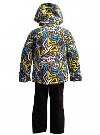 Детский горнолыжный костюм Snowest для мальчика №505-2