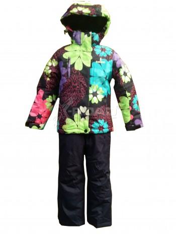 Детский горнолыжный костюм Snowest для девочки №626-2