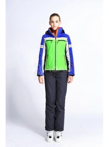 Куртка горнолыжная WHS женская № 5756401