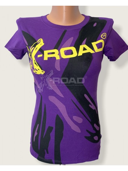 Футболка женская спортивная X-Road №08