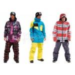 Мужская сноубордическая одежда