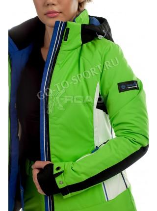 Куртка горнолыжная WHS женская №5756400
