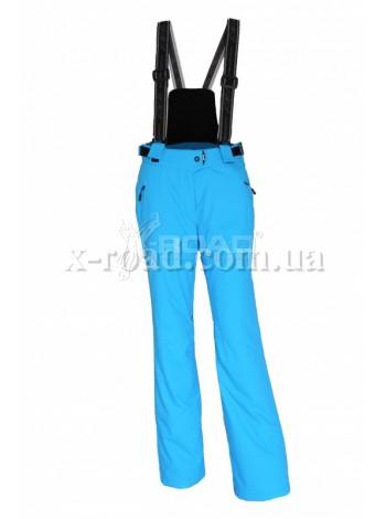 Горнолыжные брюки женские WHS № 5332926 blue
