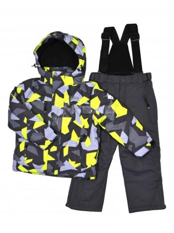 Костюм горнолыжный Disumer для мальчика №701-2