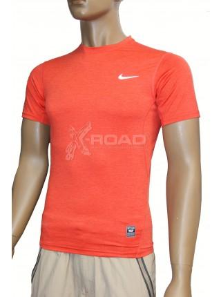 Футболка компрессионная Nike для фитнеса № 05