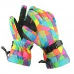 Женские горнолыжные перчатки