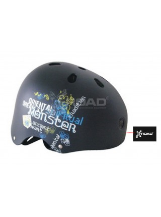 Шлем защитный X-Road PW 902-221, черный
