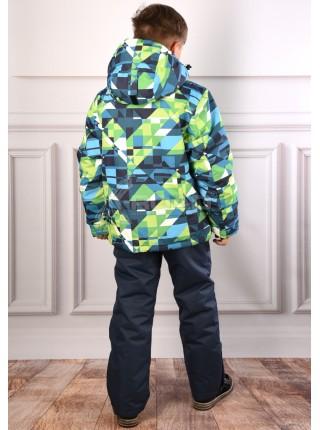 Костюм горнолыжный Disumer для мальчика №727-1