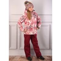Горнолыжный костюм Disumer для девочки подросток №801-1