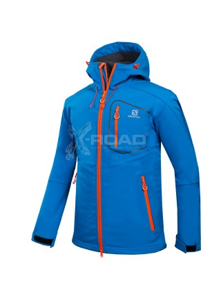 Куртка мужская софтшелл Salomon №1558