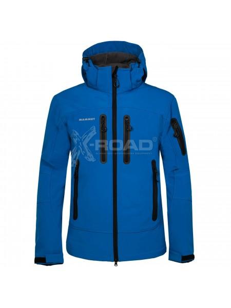 Куртка мужская soft Shell Mammut №909
