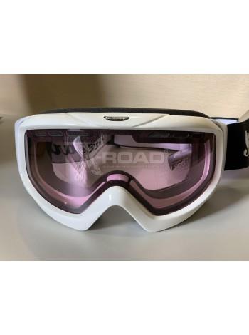 Гірськолижна маска Blizzard 906 DAVO white shiny