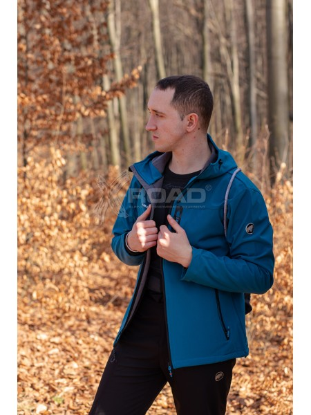 Куртка Soft Shell спортивная мужская Mammut №1833