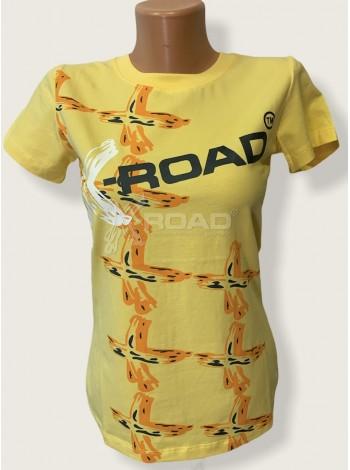 Футболка женская спортивная X-Road №07