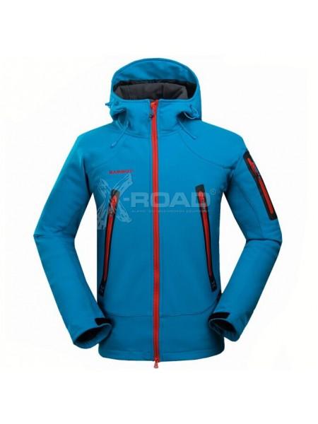 Куртка Mаmmut SoftShell мужская №1460