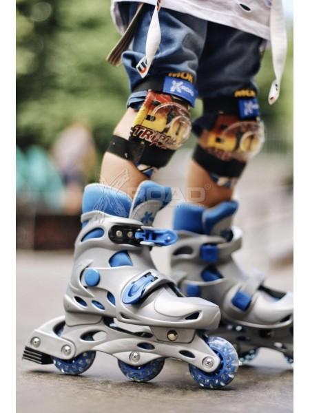 Роликовые коньки раздвижные детские X-Road PW-120