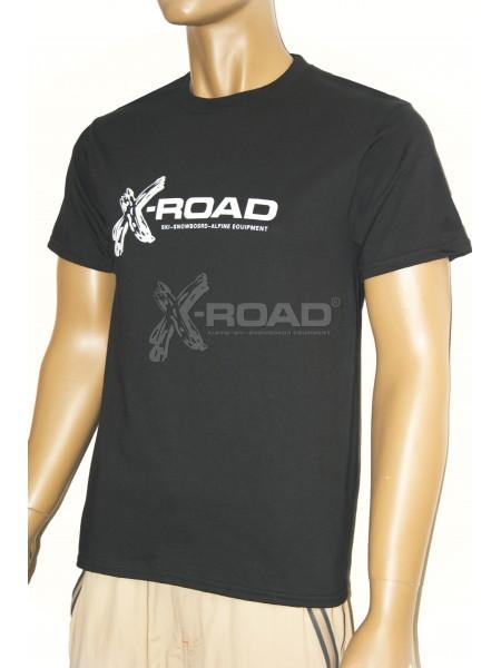 Футболка мужская X-Road, 100% коттон №2019