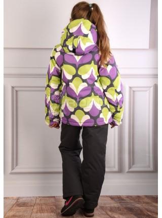 Горнолыжный костюм Disumer для девочки подросток №804-1
