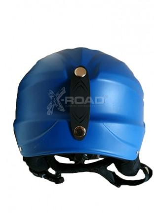 Шлем горнолыжный X-Road №906 blue