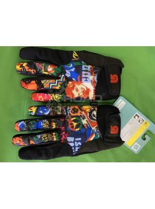 Перчатки женские горнолыжные Burton № 4331