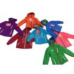 Детские куртки Softshell, Windstopper