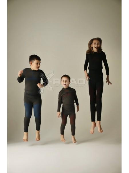Термобелье детское X-MOUNTAIN SPIRIT ( комплект)