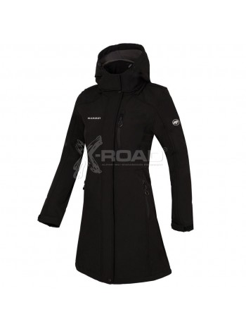 Куртка спортивная женская удлиненная Mammut №1801