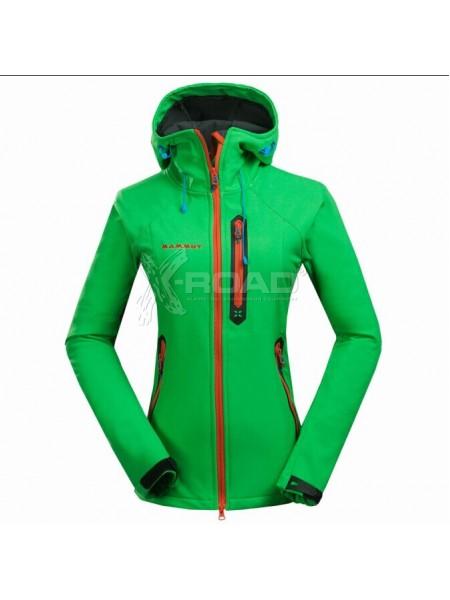 Куртка женская Mаmmut Soft Shell №1522